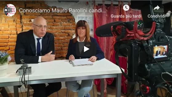 Video intervista per il Corriere Altomilanese.Com